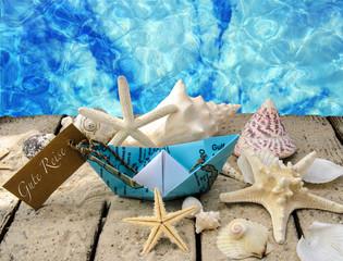 Gute Reise: Sommerurlaub am Meer genießen