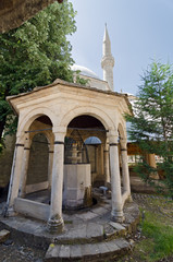 Fountain for Ablutions