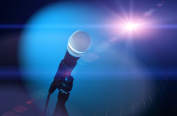 microphone starlight