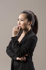 Anioxus looking Chinese Woman.