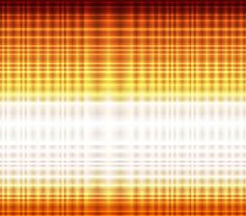 Abstract orange background neon vector template