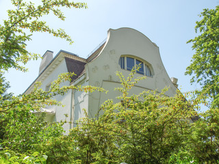 Glueckert House in Darmstadt