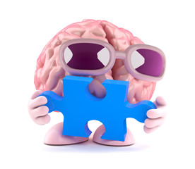 3d Brain solves the puzzle