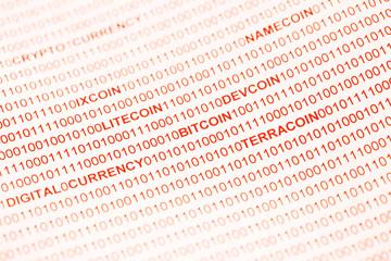 Bitcoin Devcoin Namecoin Terracoin Livecoin