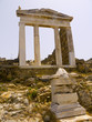 The Temple Island of Delos Greece