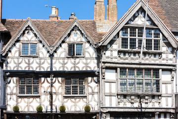 Garrick Inn and Harvard House, Stratford-upon-Avon, Warwickshire