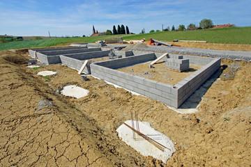 construction maison - vide sanitaire  # czm