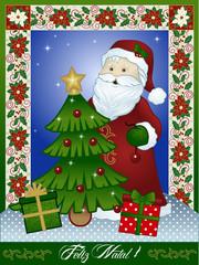 Papai Noel - Feliz Natal
