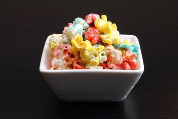 Sweet popcorn, palomitas dulces