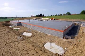construction maison - plancher ourdis  # czm