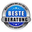 5 Star Button blau hell BESTE BERATUNG WNUZFS BB