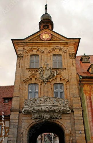 The Old Town of Bamberg, Germany, UNESCO World Heritage.