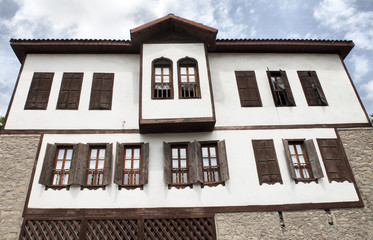 Ottoman Architecture / Safranbolu Homes