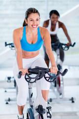 Girls the gym