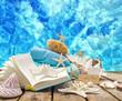 Gute Reise: Lesen, träumen, entspannen am Meer