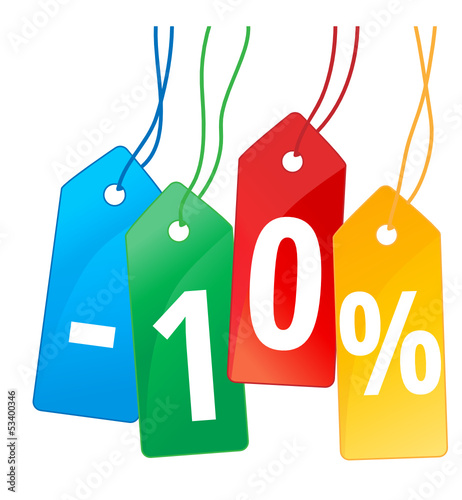 -10 %