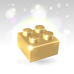 Golden construstion block award