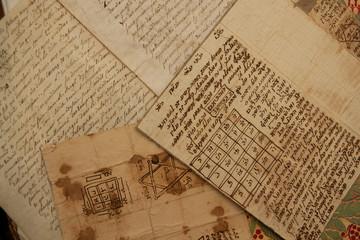 Documents antiques