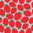Seamless background fruit theme 3