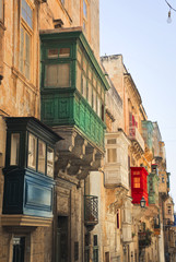 bowindow in Malta
