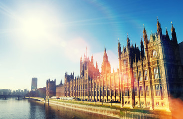 sunshine over parliament