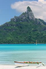 Borabora quiet paradise