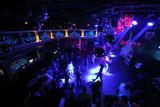 Fototapety The people on the dance floor of the nightclub
