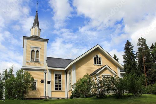 Jamijarvi Church, Finland