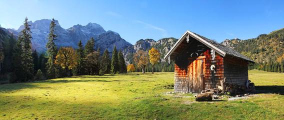 Rohntal im Karwendel