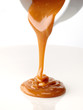 canvas print picture - sweet caramel sauce
