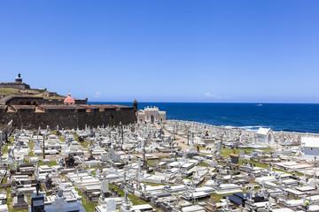 Santa Maria Magdalena de Pazzis colonial era cemetery
