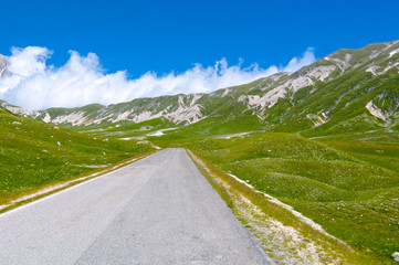 Plateau of Campo Imperatore - Big Horn