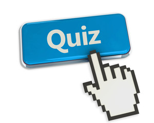 Quiz button and hand cursor