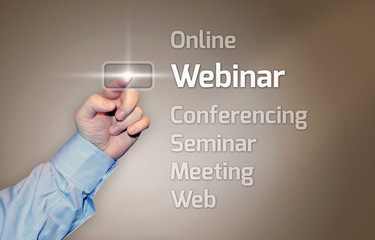 "Virtual Touchscreen ""Webinar"""