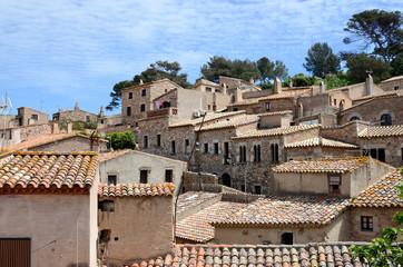 Tossa de Mar, Old Town