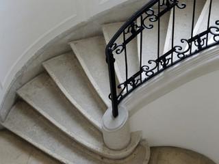 Barocke Treppe - Baroque style staircase