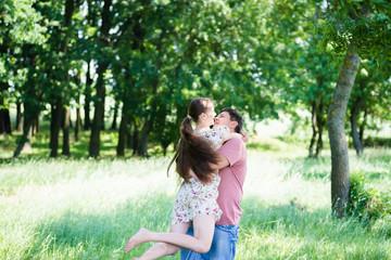 amorous embrace