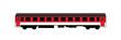 Czech passenger rail car