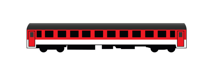 Czech passenger rail car