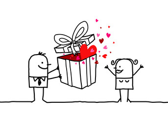 Valentine & gift