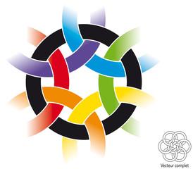 Logo nœud 4