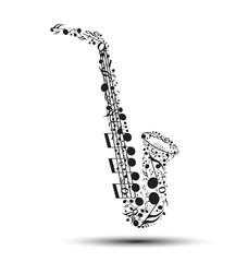Saxophone © Miroslava Hlavacova
