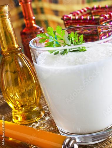 Yoghurt - Getränk