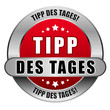 5 Star Button rot TIPP DES TAGES DTO DTO