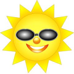 Sonne Sonnenbrille