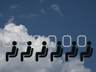 Representation of air travel