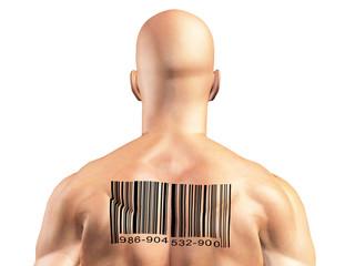 Barcode Man