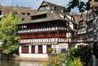 Maison des Tanneurs Strasbourg