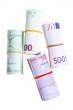 Lots of Cash in Euros