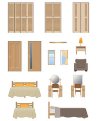 Bedroom furniture / Type1
